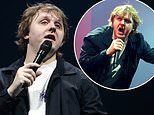 Lewis Capaldi delights fans as he performs seven new tracks on Instagram Live
