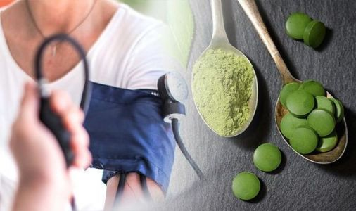 High blood pressure: The green supplement proven to lower your reading