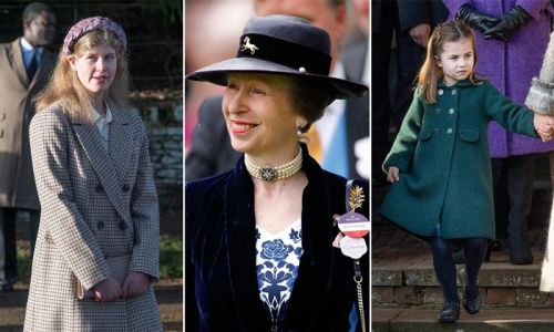 Princess Charlotte has surprising advantage over Princess Anne and Lady Louise Windsor