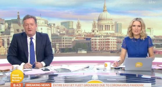 Piers Morgan's Rude Birthday Message From Vinnie Jones Sparks 'Offended' Row On Good Morning Britain