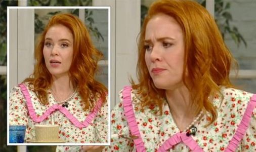 Saturday Kitchen viewers distracted by Angela Scanlon's dress 'Looks like a nightie!'