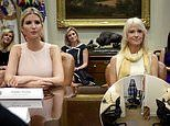 Ivanka Trump and Kellyanne Conway forced to relocate White House offices due to asbestos