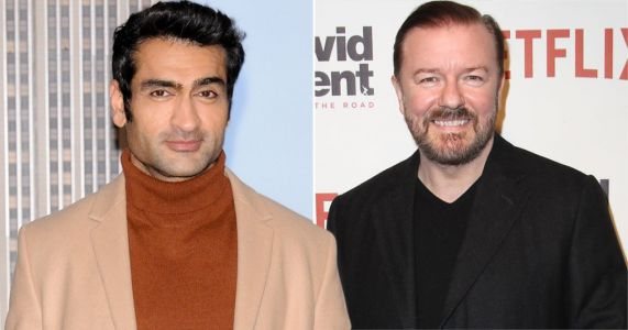 Kumail Nanjiani calls out Ricky Gervais for 'normalising' harmful ideas about marginalised groups