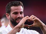 Athletic Bilbao 0-1 Real Madrid: Nacho scores winner but Real stay two points behind Atletico Madrid