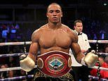 Boxer Anthony Yarde says his father has died from coronavirus