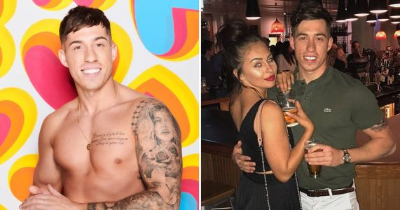 Love Island's Connor Durman slammed by ex, who labels him 'f**kboy' and claims he 'banned her from going on show'