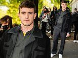 Normal People's Paul Mescal heads to Milan Fashion Week's Fendi show after losing out at the Emmys