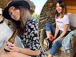 Laura Byrne tricks fans as she pretends to drink alcohol in sponsored posts despite being pregnant
