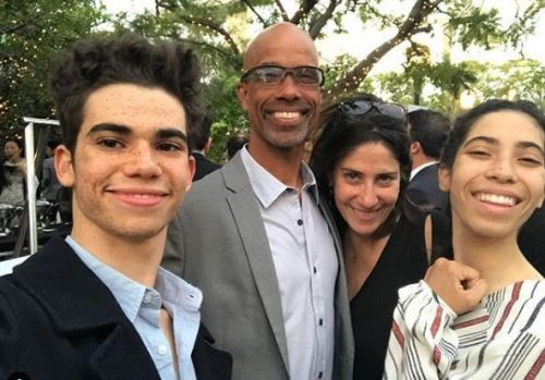 Cameron Boyce's family call planning his funeral 'agonising' as star, 20, dies from seizure