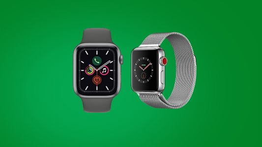 Apple Watch 5 price cut: save $50 on the all-new Apple Watch at Amazon