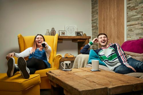 Inside Gogglebox stars Pete and Sophie's Blackpool home during lockdown