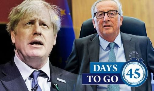 Brexit LIVE: EU mocks Johnson as 'Rumpelstiltskin' - PM set for fiery clash with Juncker