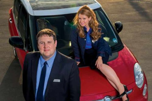 Peter Kay's Car Share is returning for an audio only episode