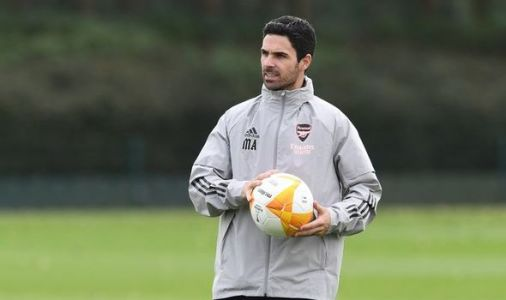 Arsenal team news: Expected 3-4-3 for Man Utd clash with Mikel Arteta set to make changes