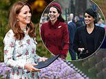 Meghan Markle 'gifted Kate Middleton a Smythson notebook to break the ice when they met'