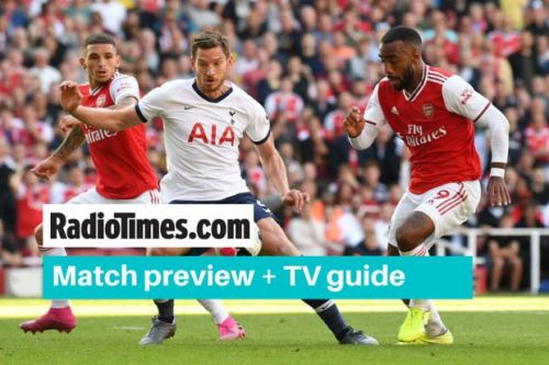 What channel is Tottenham v Arsenal on? Kick off time, live stream and latest team news