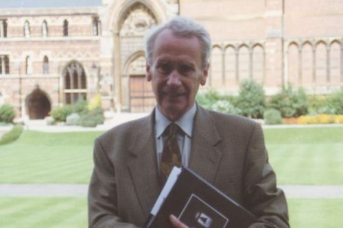 Christopher Tolkien dead: Son of Lord of the Rings author JRR dies aged 95