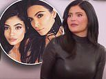 Kylie Jenner, 23, reveals she and sister Kim Kardashian, 39, lean on each other for advice