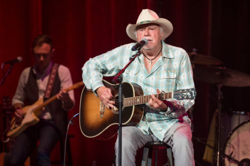 Mr Bojangles singer Jerry Jeff Walker dies aged 78