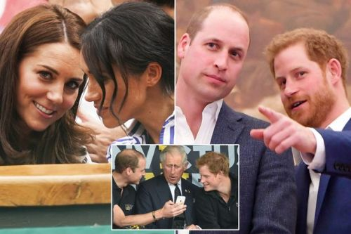 Royal family have a joint WhatsApp group chat - and we'd love to know what they talk about