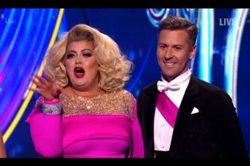 Gemma Collins not told off by Dancing on Ice bosses 'despite Jason Gardiner's demands'