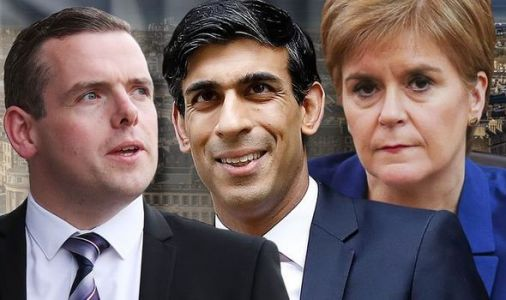Boris Johnson sends SNP into panic as he mobilises Rishi Sunak to save the Union
