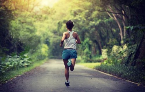 What We Know About Joggers' Breathing And Your Covid Risk