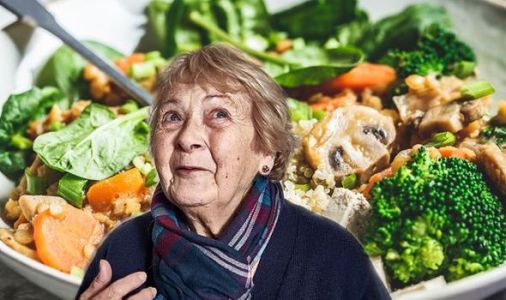 Dementia diet: Five of the best foods to help stave off the condition and improve ageing