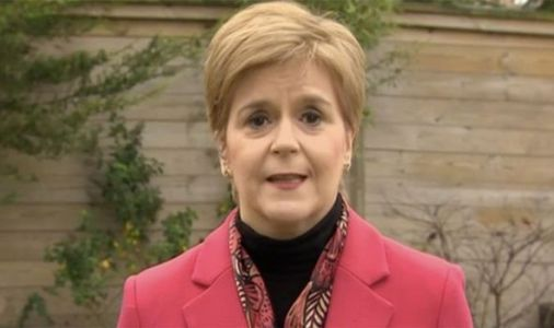 'Have you let people of Scotland down?' BBC's Andrew Marr shames Sturgeon on Covid deaths