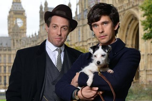 Where is A Very English Scandal filmed?