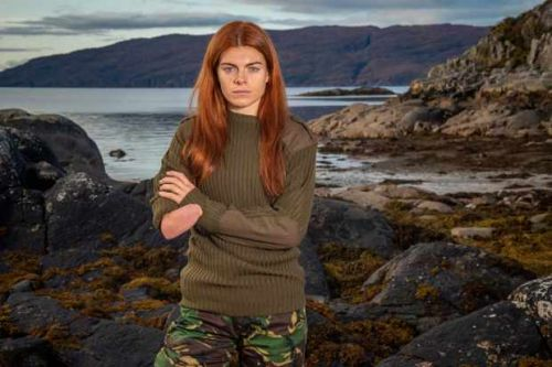 "Lauren Steadman reveals she went to a ""dark place"" during Celebrity SAS"