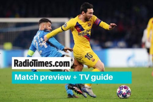 What channel is Barcelona v Napoli on? Kick off time, live stream and latest team news