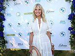 Christie Brinkley, 67, showcases her age-defying beauty and chic style in sheer white dress