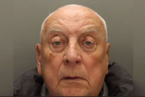 Pensioner who raped little girl 60 times told he will probably die in jail