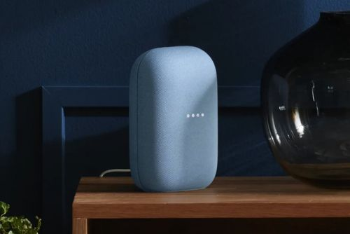 This is what Google's new Nest smart speaker officially looks like
