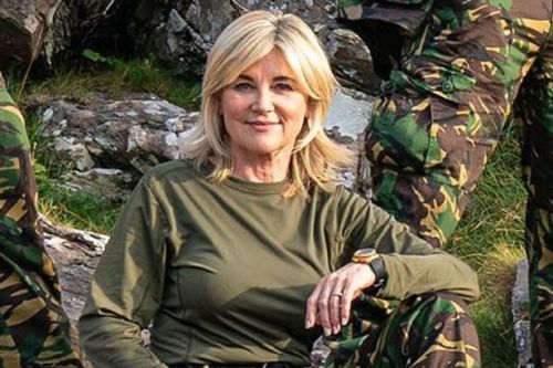 Athena Turner battles gruelling conditions in Celebrity SAS Who Dares Wins