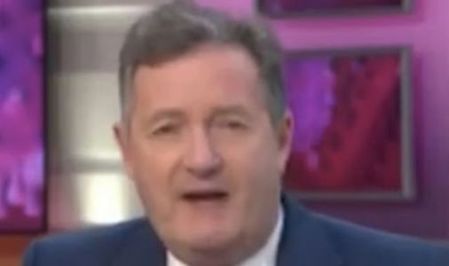 'Get Gordon Brown back!' Piers Morgan calls on Dominic Raab to ask former PMs to step in