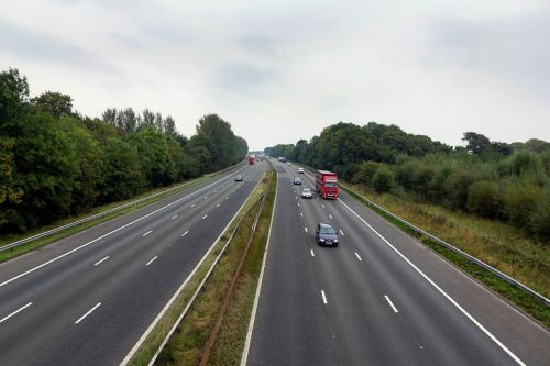 'Hitchhiker' killed on motorway slip road while trying to get a lift