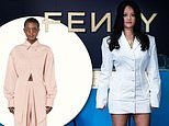 Rihanna releases first photos of her debut Fenty fashion collection