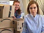 Sarah Ferguson's charity makes donations to frontline workers