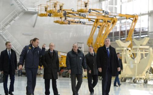 Russian spaceport officials are being sacked left and right