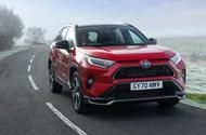Toyota RAV4 PHEV 2021 UK review