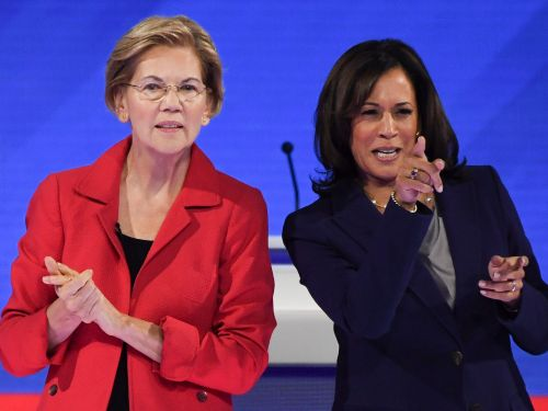 Kamala Harris, Susan Rice, and Tammy Duckworth were on 'women' and 'diversity' lists for top Obama-era jobs, hacked 2008 emails reveal. During 2016, Elizabeth Warren and Amy Klobuchar made the list of possible Clinton VPs