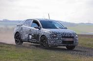 Citroen C4 Cactus replacement caught testing in new shots