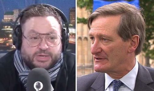 Dominic Grieve stunned as radio host savages him on Brexit 'We knew there would be risks!'