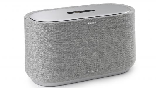 Harman Kardon's new Citation 500 Google Assistant speaker is sleek, smart and punchy