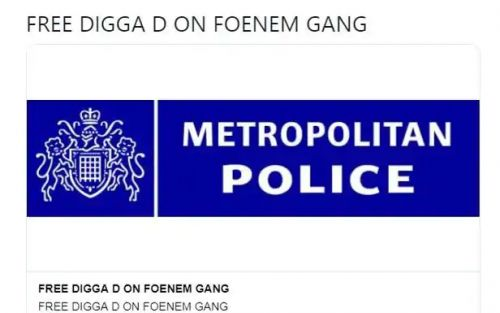 Metropolitan Police Twitter account hacked, with bizarre messages posted by culprits
