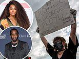 Cardi B, Diddy and Ciara lead way of celebs outraged over death of George Floyd