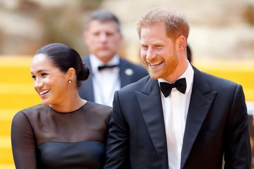 Meghan Markle says she's gifted Harry a bench for Father's Day in new interview