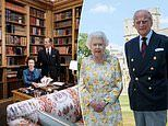 Queen shares 1976 throwback photo of her and Prince Philip as he recovers from heart procedure